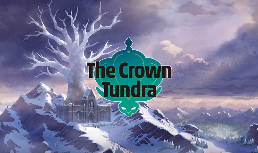 Pokemon Sword & Shield: The Crown Tundra komt eraan