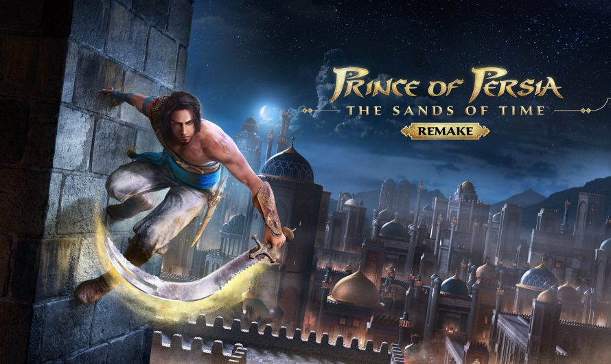 Prince of Persia: The Sands of Time Remake aangekondigd