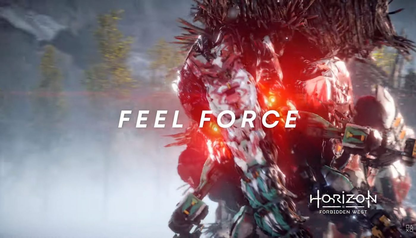 Feel Force PS5