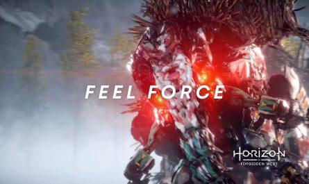Feel Force PS5