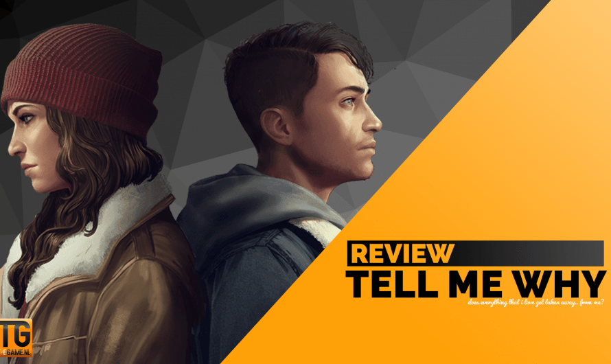 Review: Tell me Why
