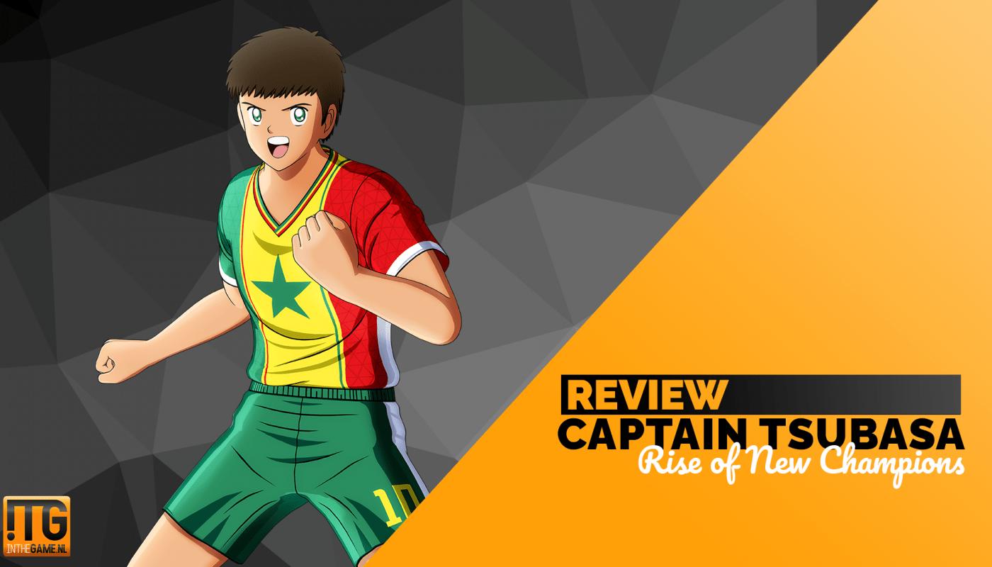 captain tsubasa review