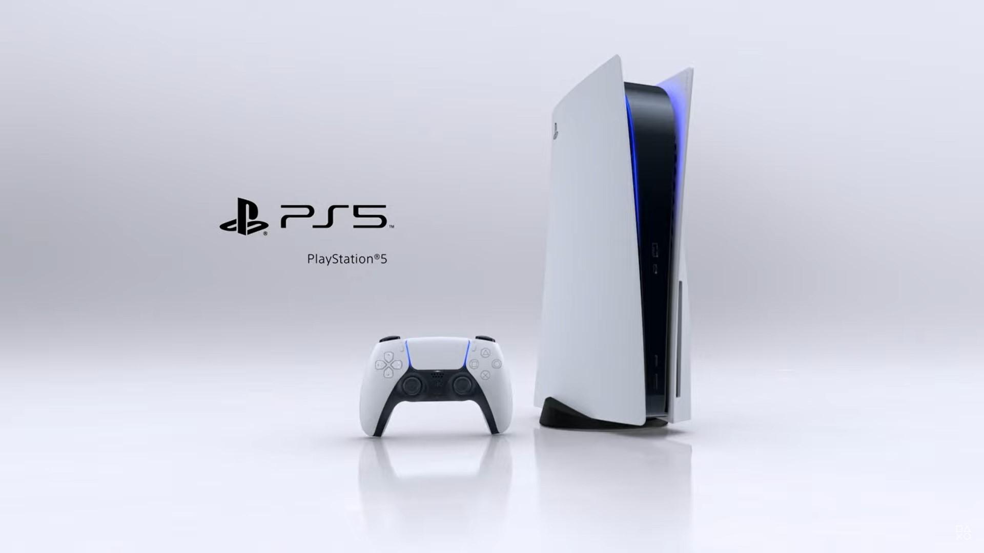PS5 Box Content
