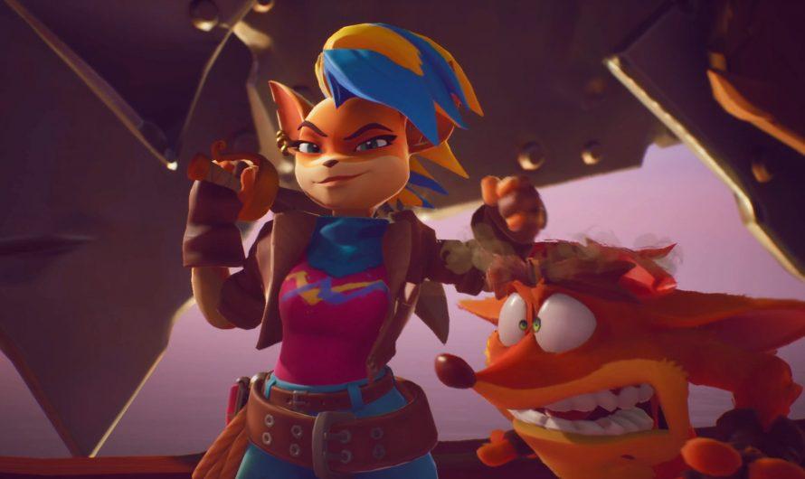 Crash Bandicoot 4 naar Nintendo Switch en Next-Gen