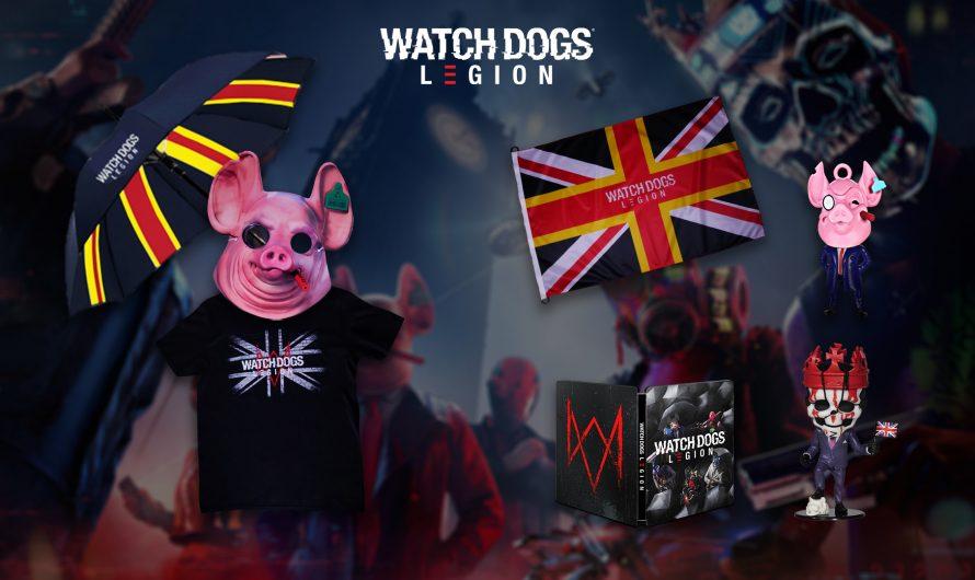 Prijsvraag: Win een Watch Dogs Legion goodiepakket!