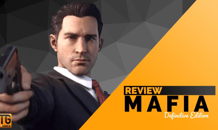Review: Mafia Definitive Edition
