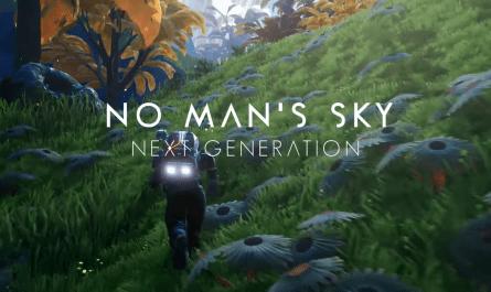 No man's sky next gen