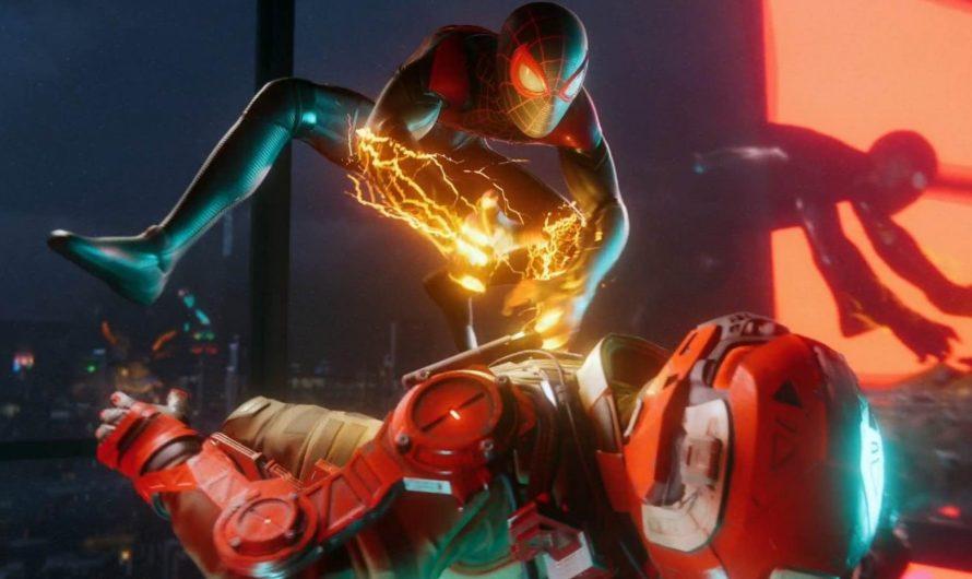 Spider-Man: Miles Morales start binnen enkele seconden op!