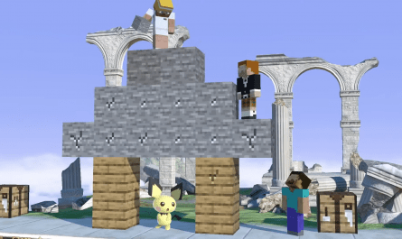 Super Smash Bros. Ultimate Minecraft