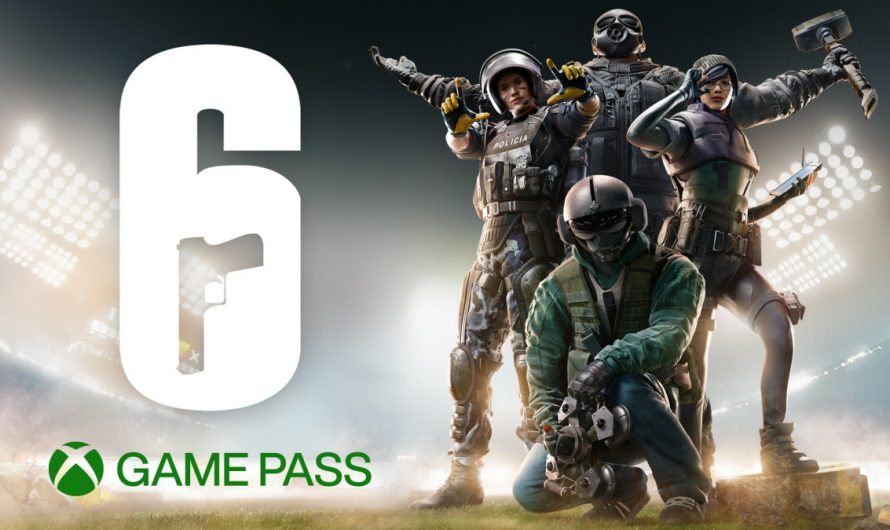 Rainbow Six Siege deze week nog naar Game Pass