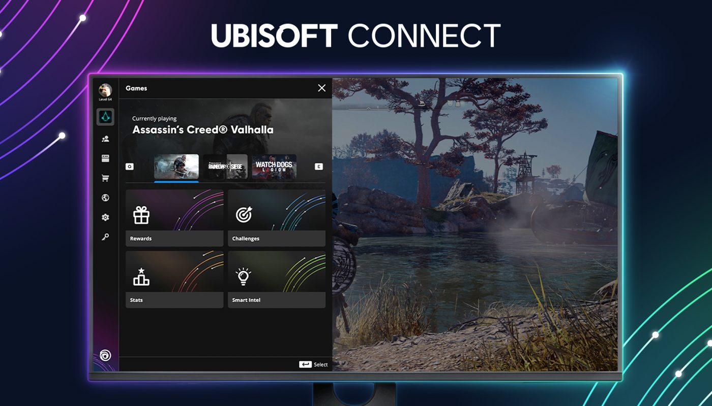 Ubisoft Connect cross-save