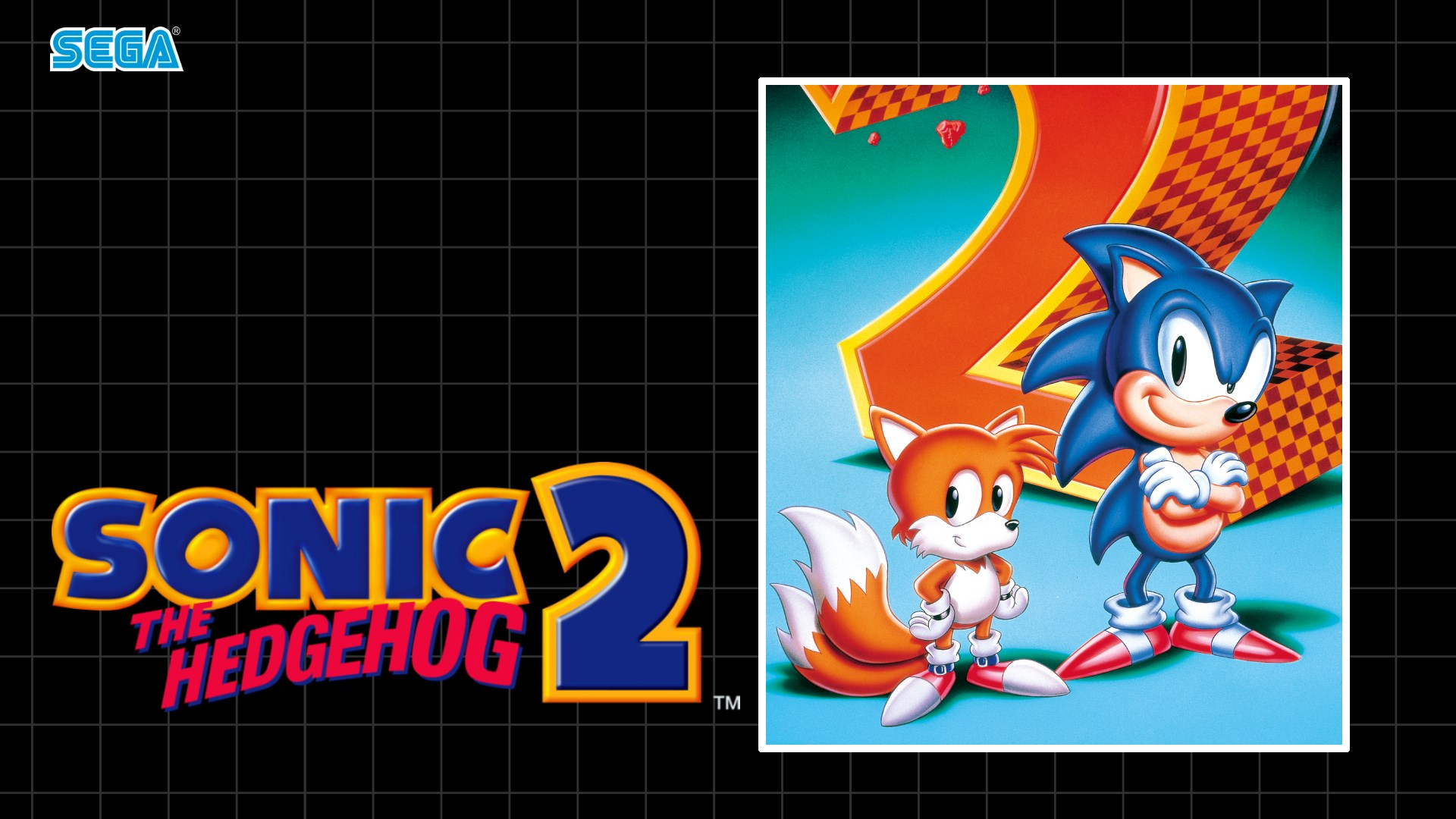 Sonic the Hedgehog & Tails