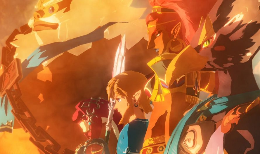 Hyrule Warriors: Age Of Calamity krijgt demo en trailer