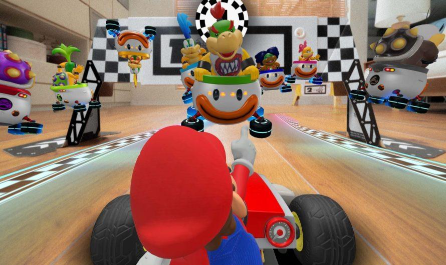 Dit is hoe Mario Kart Live: Home Circuit gaat werken