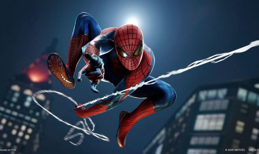Marvel's Spider-Man remastered krijgt meer informatie
