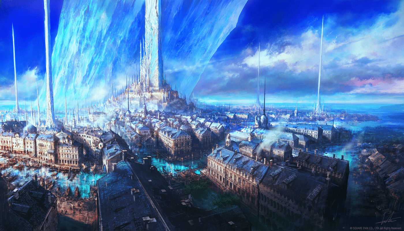 Final Fantasy XVI Valisthea