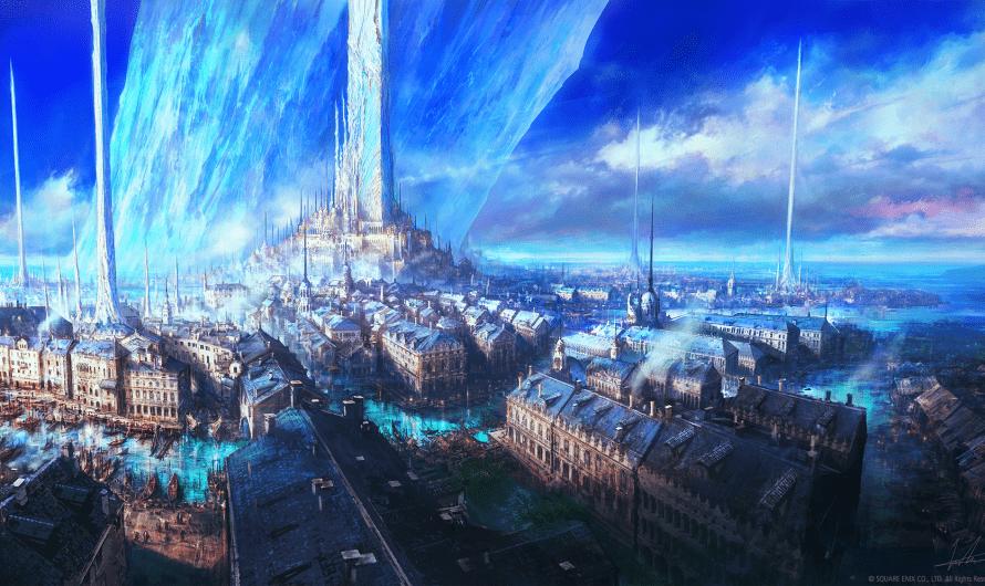 Maak kennis met de wereld van Final Fantasy XVI