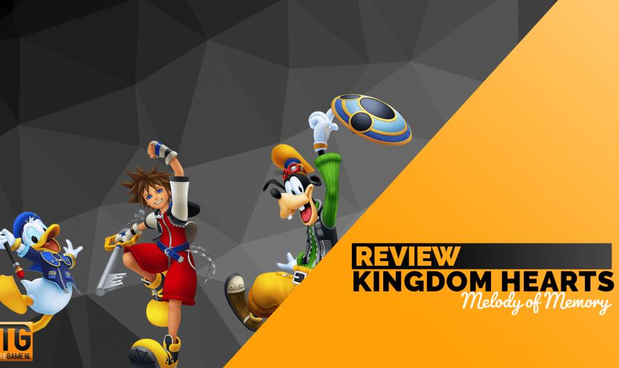Review: Kingdom Hearts: Melody of Memory