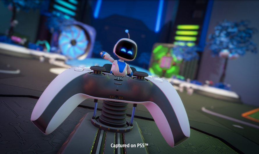 Astro's Playroom is een Must Play op Playstation 5