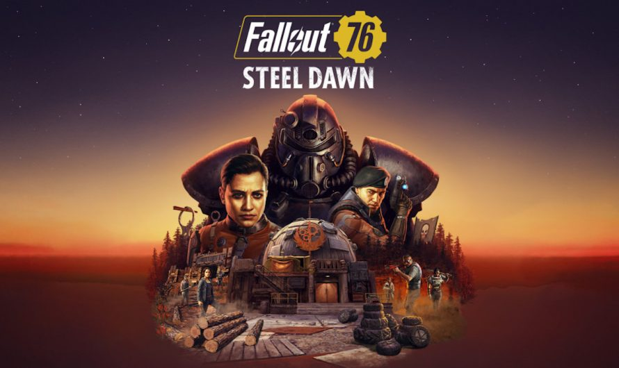 Fallout 76 en The Brotherhood of Steel