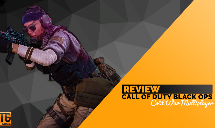 Review: Call of Duty Black Ops Cold War Multiplayer