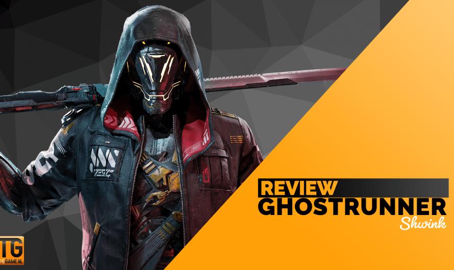 Review: Ghostrunner – Cyberpunk in november