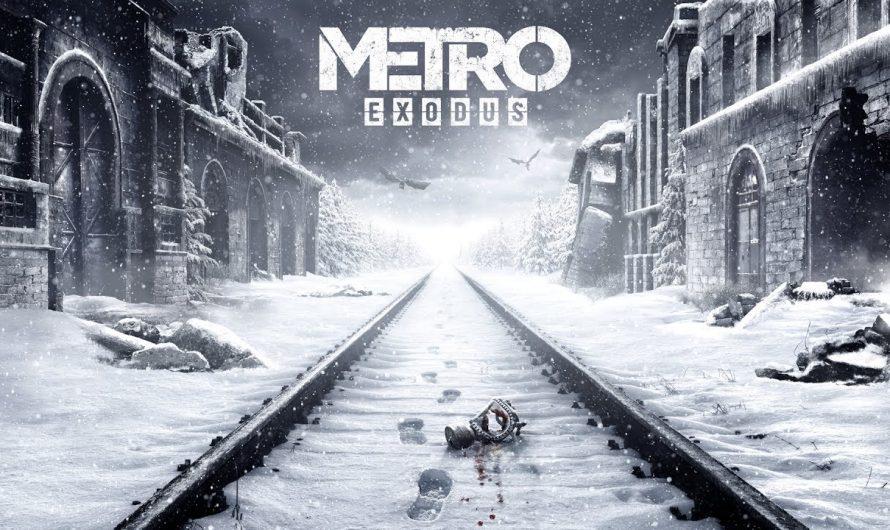 Metro Exodus nu met fikse Steam korting!