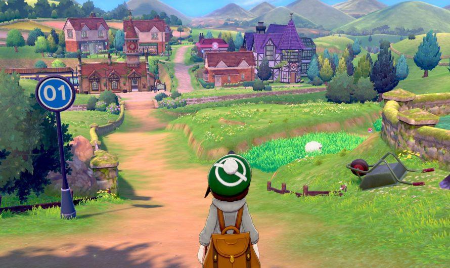Volledige Pokémon Sword en Shield bundels nu verkrijgbaar