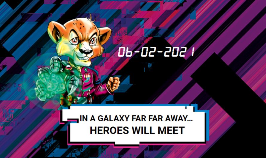 Heroes Dutch Comic Con online!