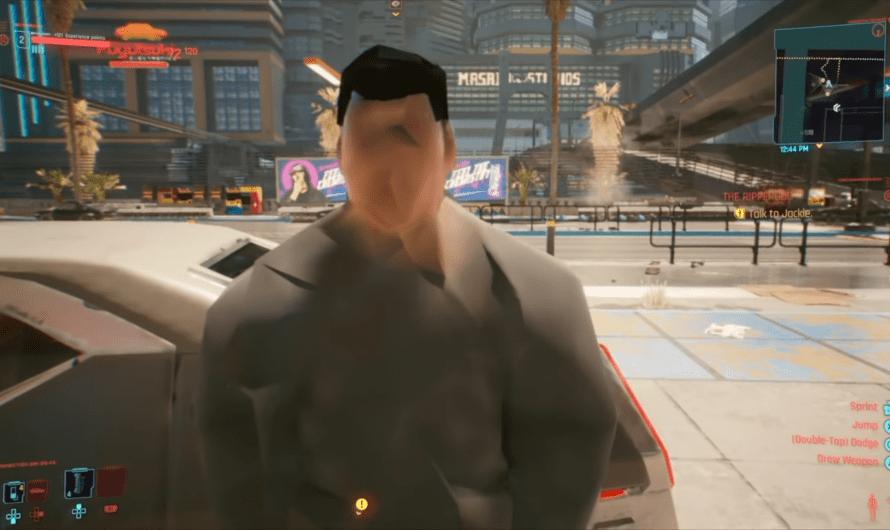 Cyberpunk 2077 verwijderd uit de Playstation Store