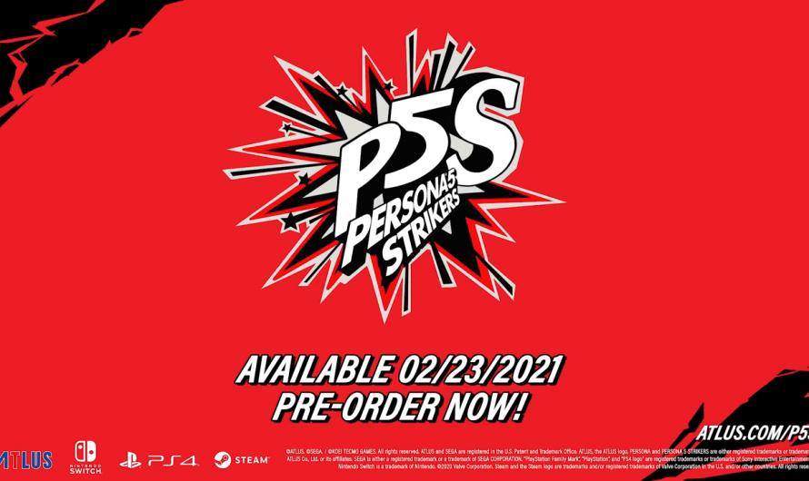 Persona 5 Strikers in februari naar het Westen