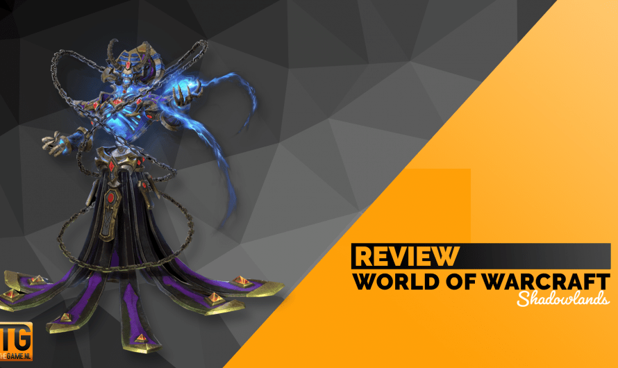 Review: World of Warcraft: Shadowlands