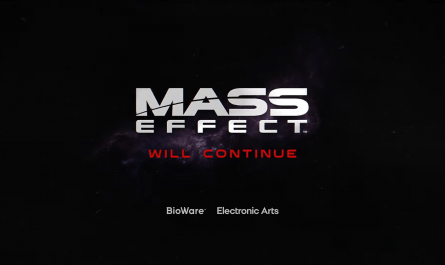 Mass Effect Will Continue