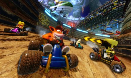 Crash Team Racing Playstation Store