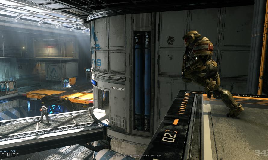 Halo Infinite verschijnt in de herfst van 2021