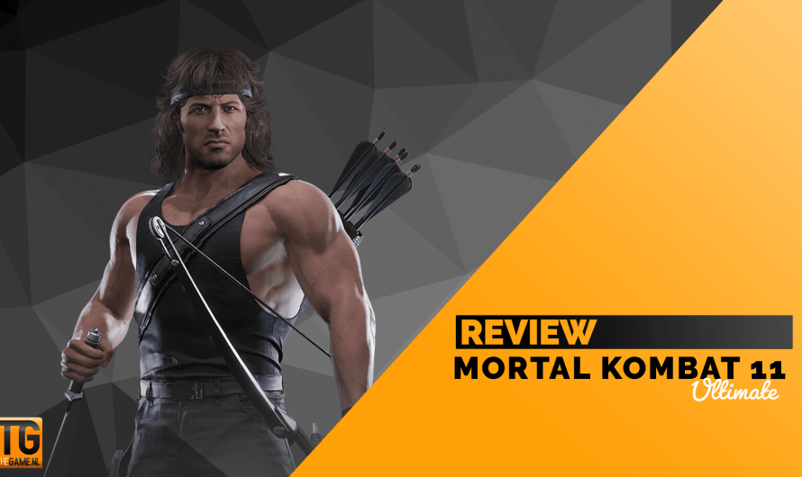 Review: Mortal Kombat 11 Ultimate