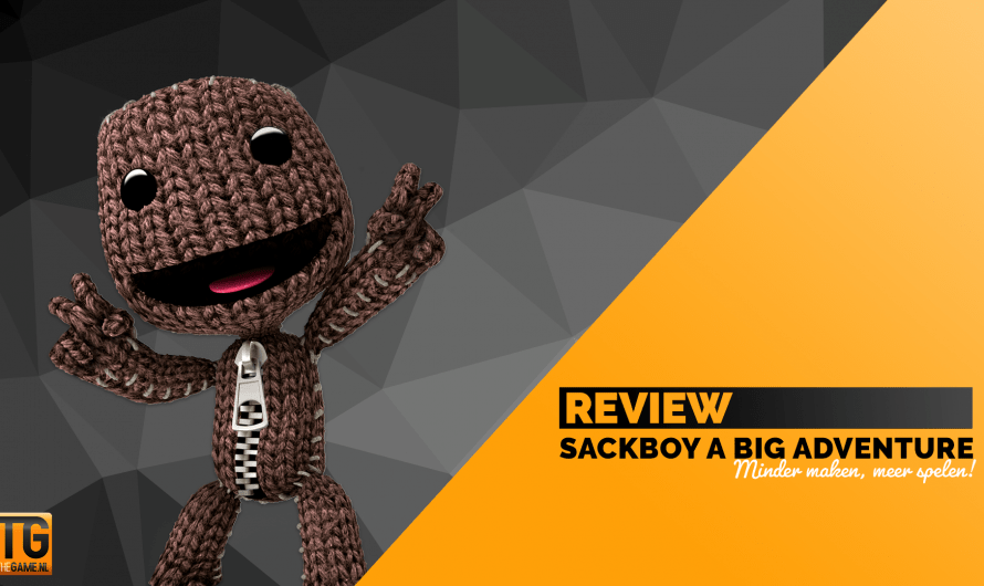 Review: Sackboy: A Big Adventure