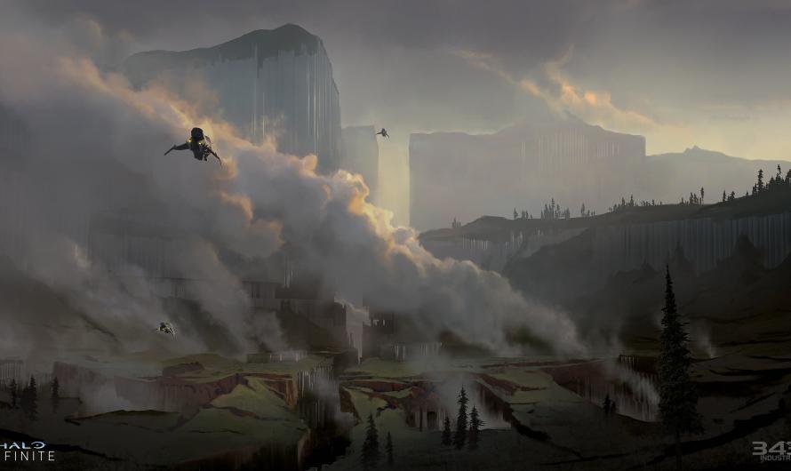 Halo Infinite launch content is klaar en wordt opgepoetst
