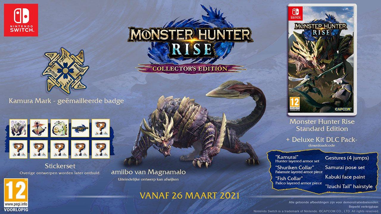 Monster Hunter Rise CE