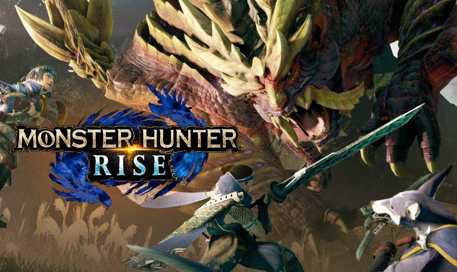 Nieuwe Monster Hunter: Rise informatie onthuld