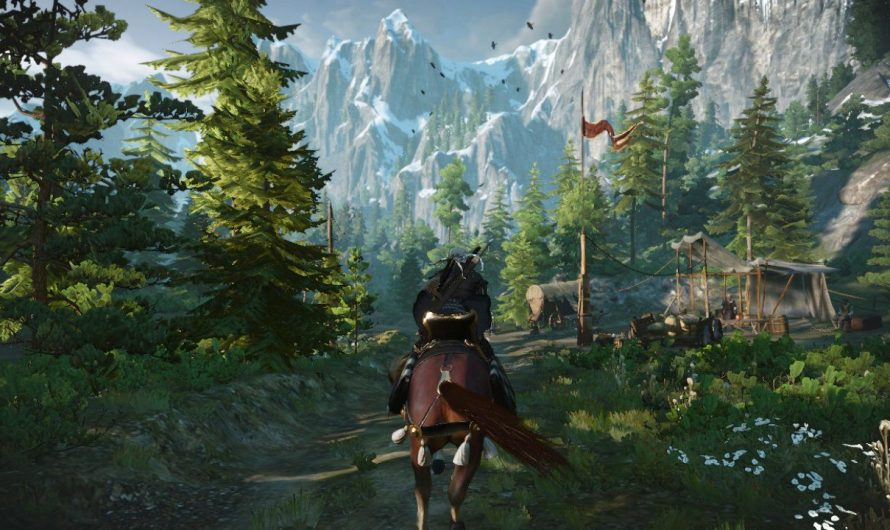 The Witcher 3 Complete Edition gaat uit de Nintendo eShop