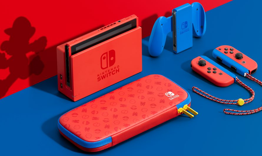 Bloomberg: Nintendo Switch Pro deze zomer in productie