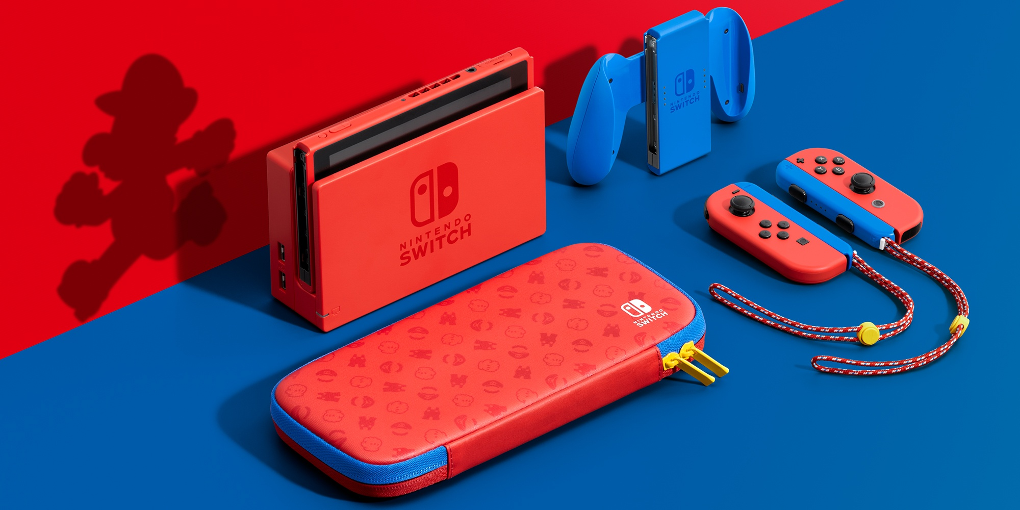 Switch Super Mario