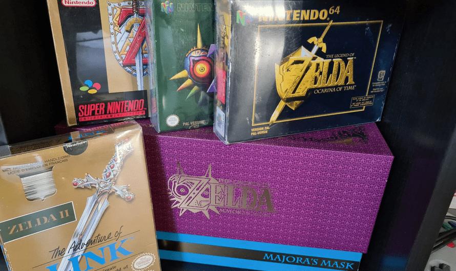 The Legend of Zelda is volgende maand 35 jaar oud