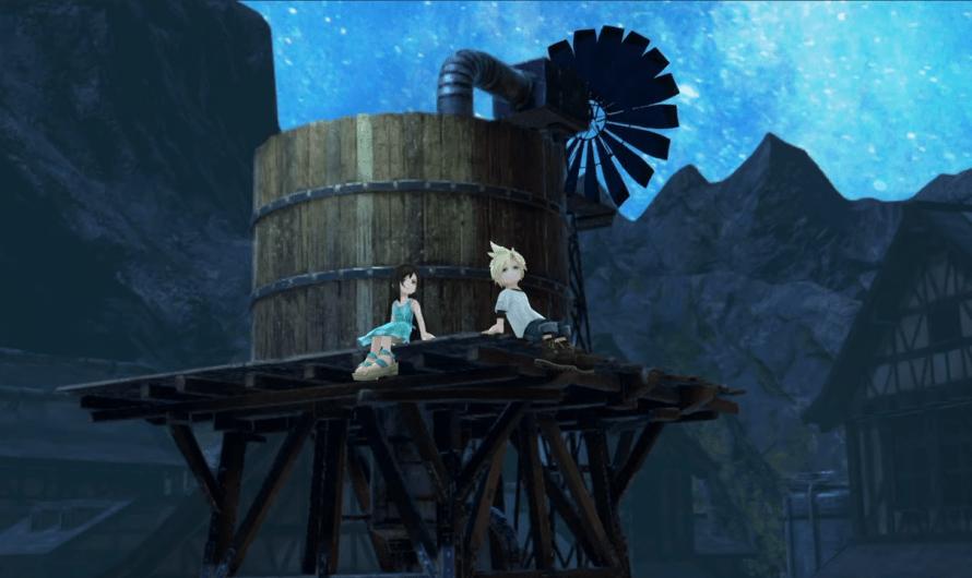 Nog 2 Final Fantasy 7 games in ontwikkeling