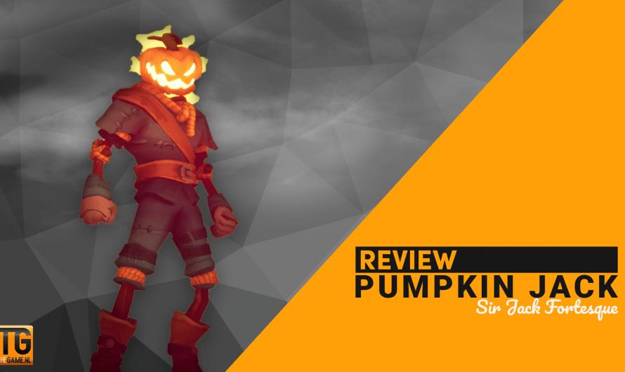 Review: Pumpkin Jack – Sir Jack Fortesque