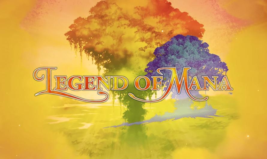 Legend of Mana keert terug op 24 juni 2021