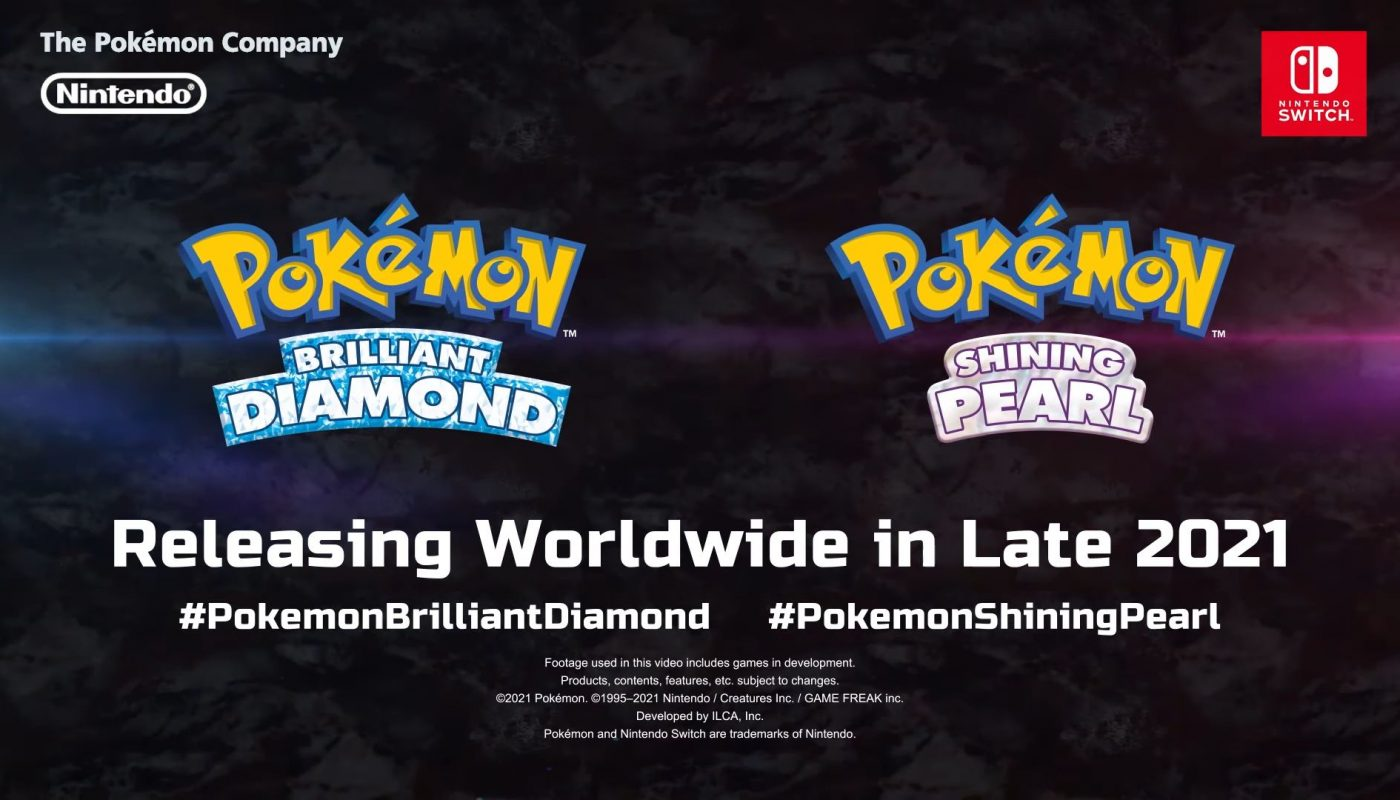 Diamond Pearl Logo's
