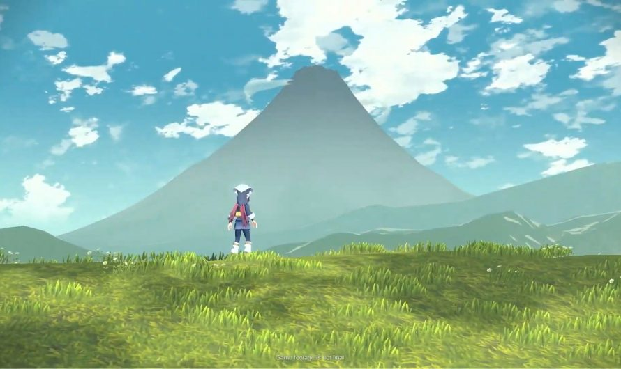 Pokemon Legends Arceus aangekondigd