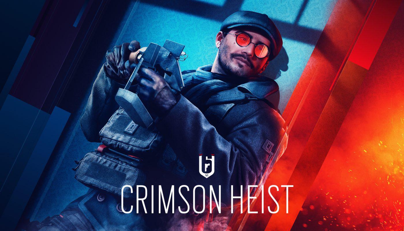 Rainbox Siege Siege Crimson Heist